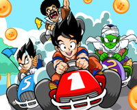 Dragonball Kart