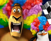 Play Madagascar 3: Race Across Europe