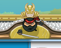 Play Ninja Cannon
