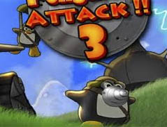 Penguins Attack 3 game