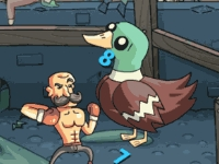 Play Super Duck Punch