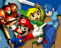 Play Super Mario Crossove...