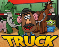 Play Toy Story Truck