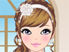 Play White Bride Dress Up