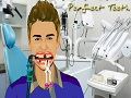Play Justin Bieber: Perfect Teeth
