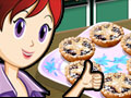 Jugar a Cocina con Sara: tartaletas de frutas