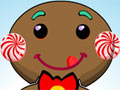 Play Decorate the Gingerbread Boy