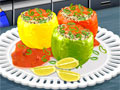 Play Stuffed Peppers: Sara\'s Cooking Class
