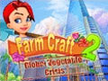 Joue à Farm Craft 2: Global Vegetable Crisis