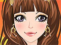 Play Autumn Girl Make Up