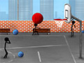 Play Stix Street Basketball
