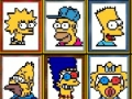 Jogo Simpsons Mahjong