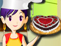 Jugar a Tarta selva negra: Cocina con Sara