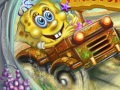 Tractor de Bob Esponja