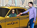 Speel Taxi besturen in New York