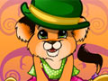 Jugar a Lion Baby Dress Up