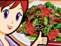 Play Thai Beef Salad: Sara\'s Cooking Class