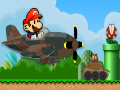 Spiele Mario Airship Battle