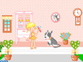 Play Pink Doll House Makeover