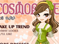 Jugar a Cover Model Dress Up: April