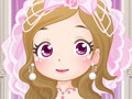 Pink Bride Dress Up