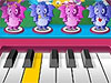 Jogo Furry Friends Piano