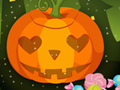 Jugar a Tierna calabaza de Halloween