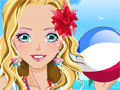 Play Beach Girl Make Up