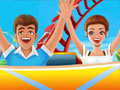Spela Rollercoaster Creator 2