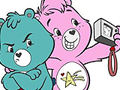 Play Care Bears: Click and Color
