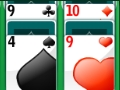 Joue à Solitaire Klondike Double secret