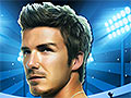 Joue  Puzzle des clbrits : Beckham