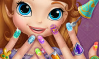 Sofia: The First Nail Spa