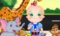 Baby Rosy: Zoo Adventure