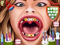 Juegos Kiz10 - Hannah Montana at the Dentist