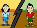 Messi ve CR7 Testere