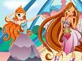 Winx Club: Sfida di moda Bloom vs. Flora