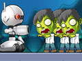 Robot vs. Zombies