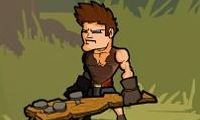 Rogan the Swordmaster Game : An evil wizard has opened the Gates of Despair and only this knight can stop him.