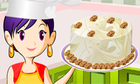 Play Sara's Cooking Class: Carrot Cake Games