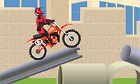 Play Enduro 1: Construction Site Games