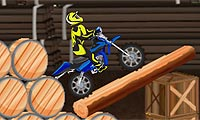 Play Enduro 2: The Sawmill Games
