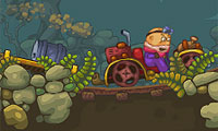Mining Truck 2: Trolley... Game : Dig into some mad mining mayhem!