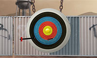 Crossbow 3D Game : Think you're a good shot? Train your crosshairs and fire at will.