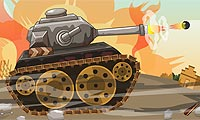 Game Zombie Tank Battle