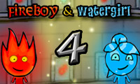 Play Fireboy & Watergirl 4: Crystal Temple Games