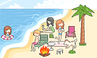 Play Beach Party Planner Games