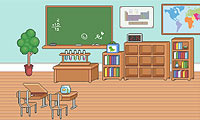 Play Middle School Classroom Makeover Games