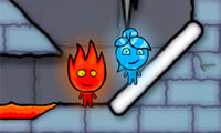 Play Fireboy and Watergirl 3 Ice Temple