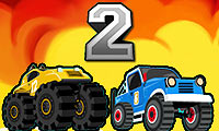 Demolition Drive 2 Game : It's time to ramp up the destruction...